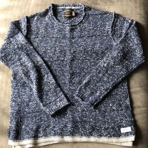Urban Outfitters Blue Crewneck (Large)